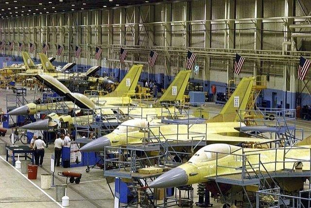 المصنع الأمريكي الجديد لإنتاج طائرات F-16 سيصنع 128 طائرة بقيمة 14 مليار دولار للعملاء الأجانب F-16_p10