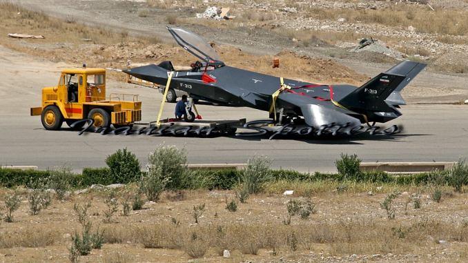 Qaher -313 : هل هي طائره شبحيه ؟ ام شئ أخر ؟ F-31310