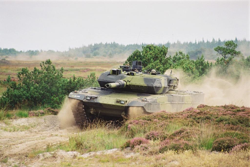 دبابة القتال الرئيسيه Leopard 2A5 F1000010