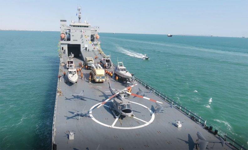 إيران: نحدث معداتنا العسكرية بأقل التكاليف ودون الحاجة للخارج Fg_37911