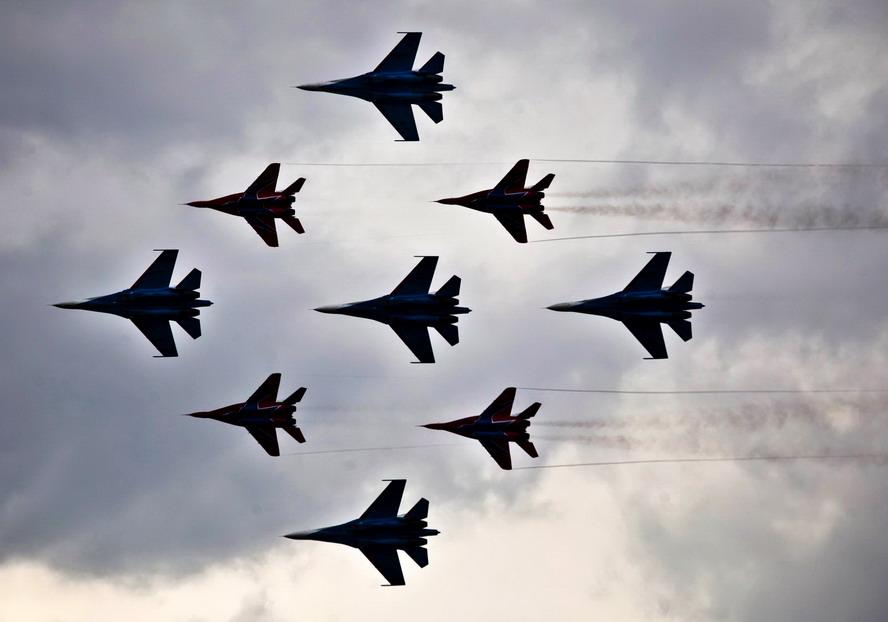 مصر تكمل استلام مقاتلات MiG-29 وتبدأ باستلام مقاتلات Su-35 Flanke10