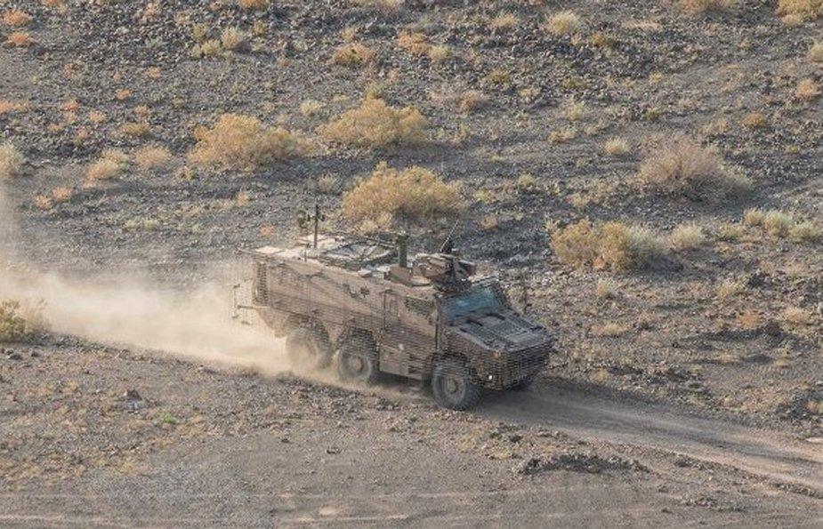 الجيش الفرنسي يطلب شراء 313 مركبة اضافية من انواع Griffon و Jaguar French10