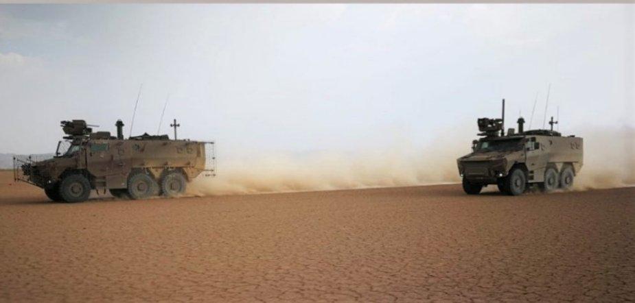 الجيش الفرنسي يطلب شراء 313 مركبة اضافية من انواع Griffon و Jaguar French11