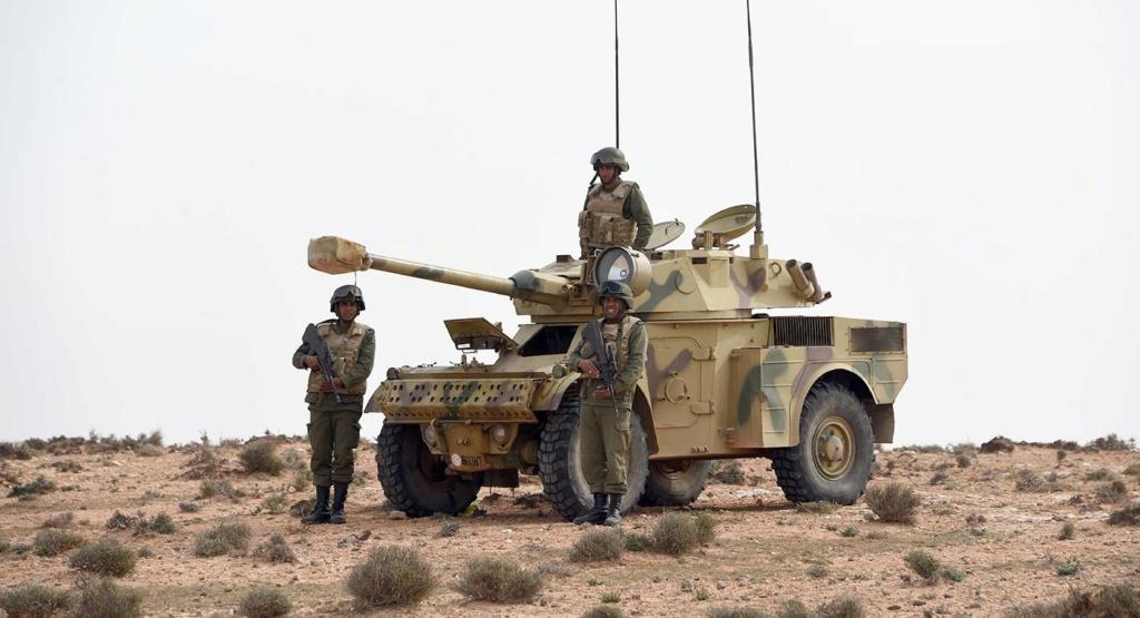 تطور الجيش التونسي ودور مساعدة قطاع الأمن الخارجي Gettyi12