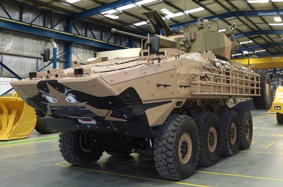 غانا توافق على شراء 19 عربة مصفحة إسرائيلية من Elbit Systems Ghana_10