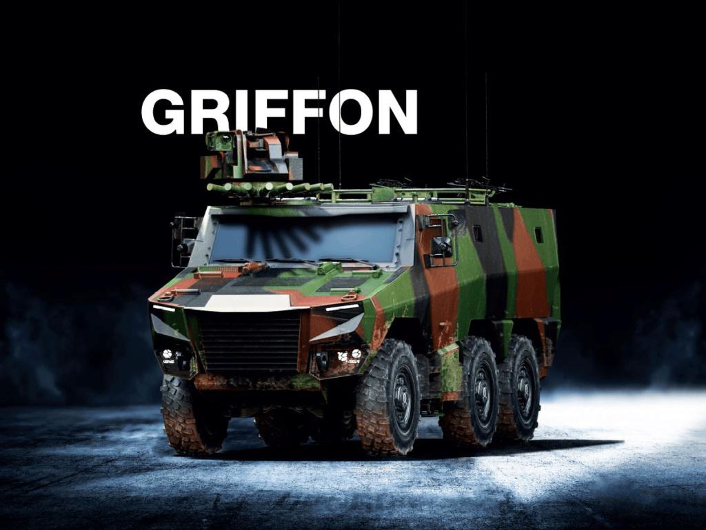 الجيش الفرنسي يطلب شراء 313 مركبة اضافية من انواع Griffon و Jaguar Griffo11