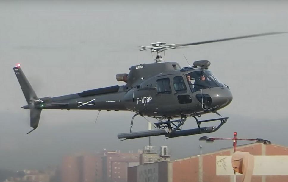 الدرك الملكي المغربي يحصل على مروحيتين جديدتين نوع H-125 من Airbus H125_m10