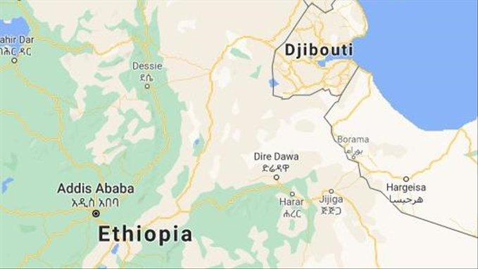 اتفاق على تعاون عسكري بين إثيوبيا وجيبوتي Hw4l0610