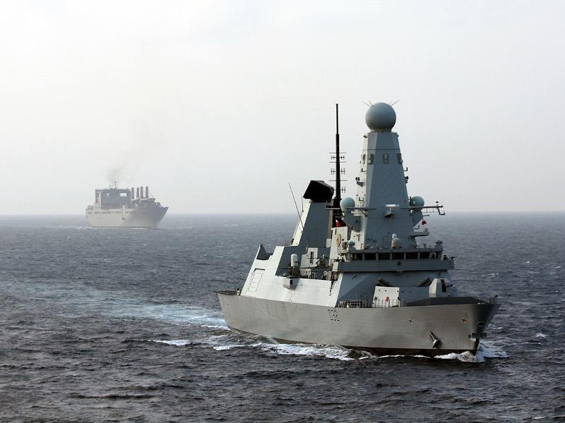 المدمرة فئة Type 45 Daring Class البريطانية Image-30