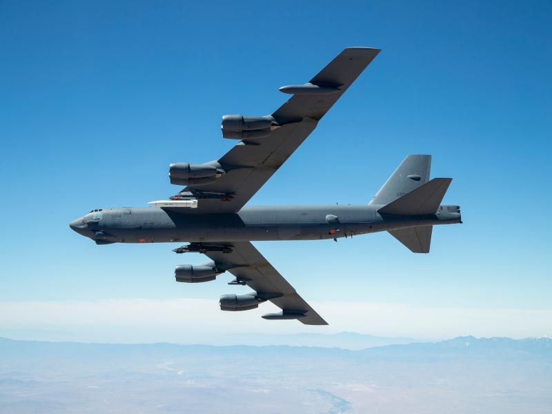 سلاح الاستجابة السريعة AGM-183A الذي يطلق من الجو (ARRW) Image-70