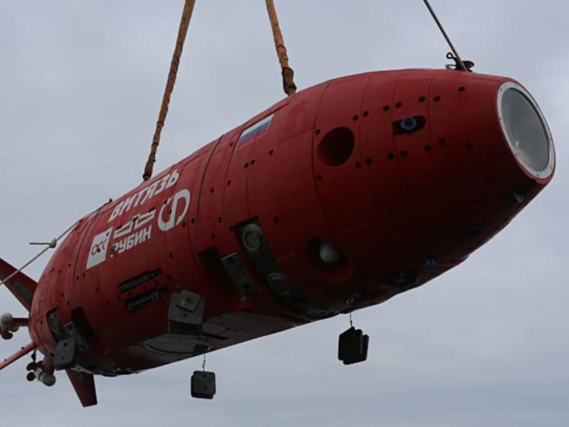 Vityaz-D : مركبه غير مأهولة غاطسة تحت المأء Image-71