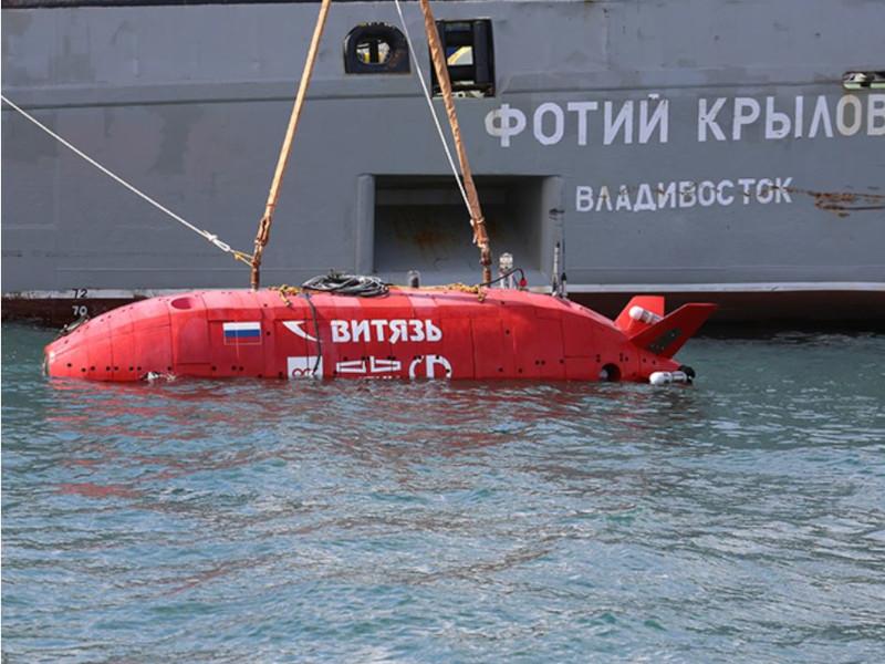 Vityaz-D : مركبه غير مأهولة غاطسة تحت المأء Image-72