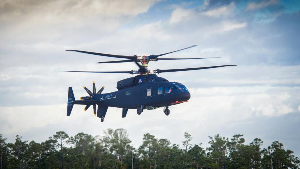 مروحية Boeing-Sikorsky SB>1 DEFIANT Image-80