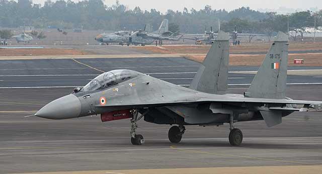 Su-30.....تمثل البديل الأفضل والأقل سعراً للمقاتلة F-35 !!! India-10