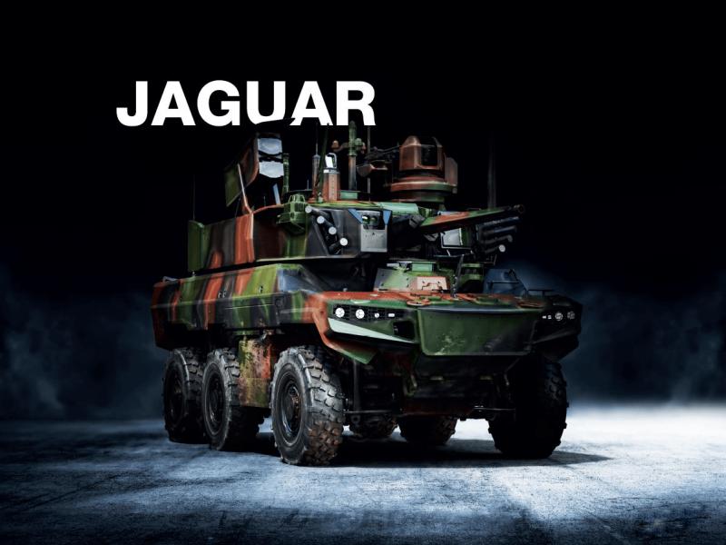 الجيش الفرنسي يطلب شراء 313 مركبة اضافية من انواع Griffon و Jaguar Jaguar11