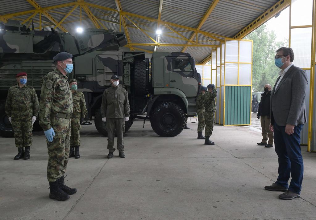 صربيا قدمت طلبا لشراء منظومات Pantsir S1 للدفاع الجوي من روسيا  Jov_1010