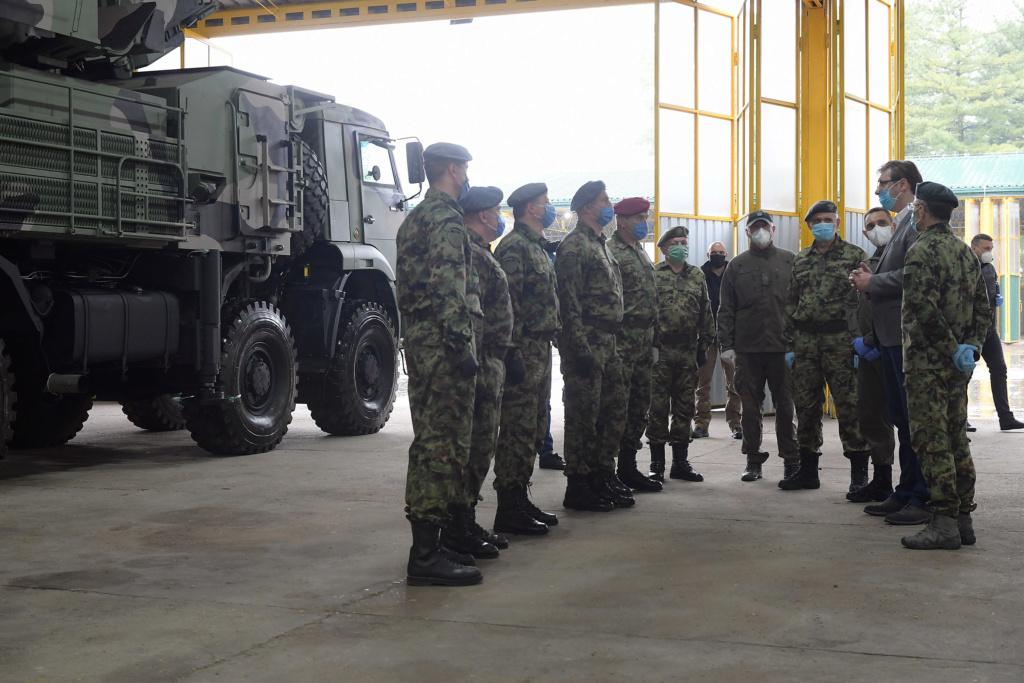 صربيا قدمت طلبا لشراء منظومات Pantsir S1 للدفاع الجوي من روسيا  Jov_1110