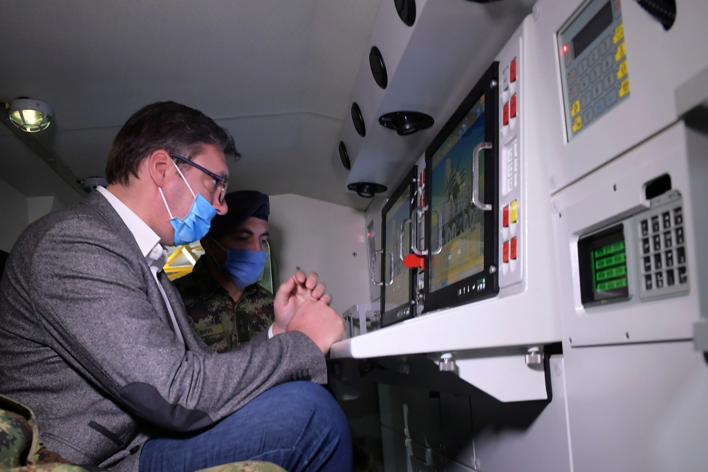 صربيا قدمت طلبا لشراء منظومات Pantsir S1 للدفاع الجوي من روسيا  Jov_1210