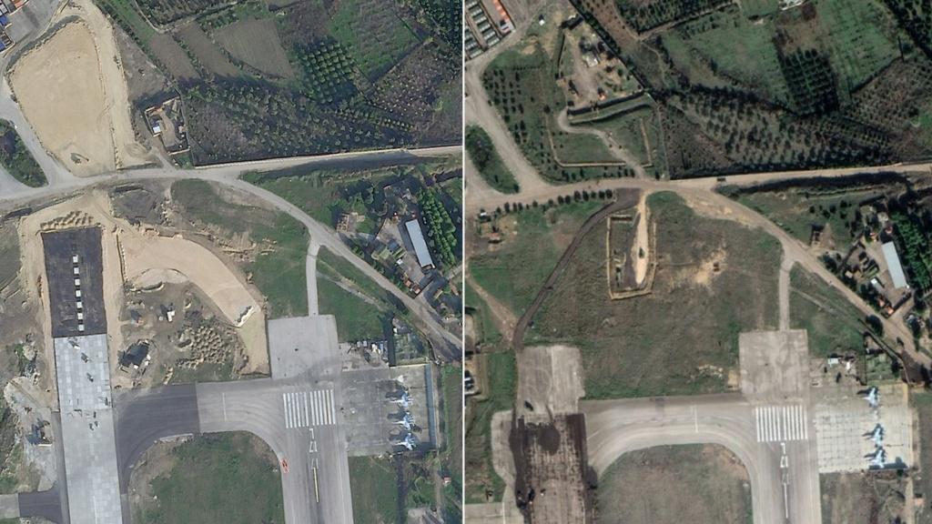 ماهي خطط روسيا المستقبليه في قاعدتها الجوية في حميميم السوريةا؟ K-base10