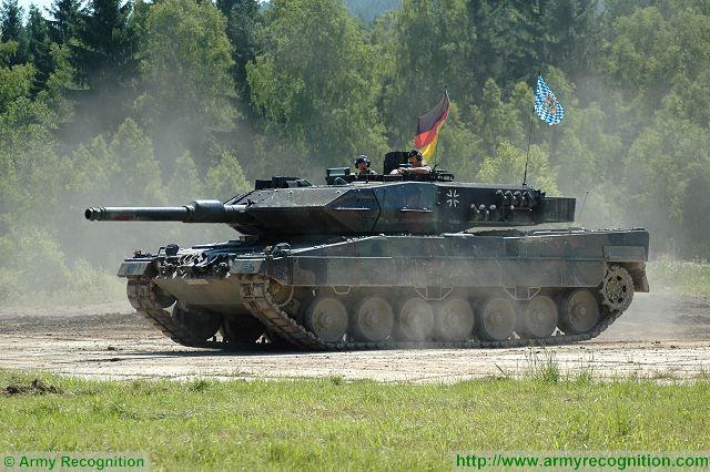دبابة القتال الرئيسيه Leopard 2A5 Leopar11