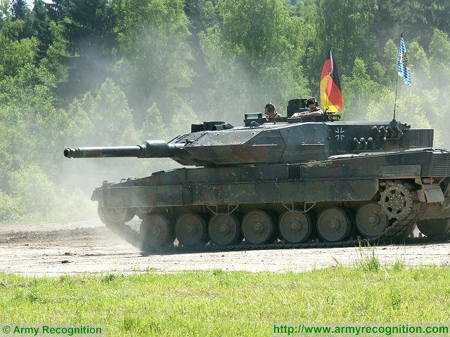 دبابة القتال الرئيسيه Leopard 2A5 Leopar14