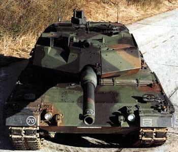 دبابة القتال الرئيسيه Leopard 2A5 Leopar15