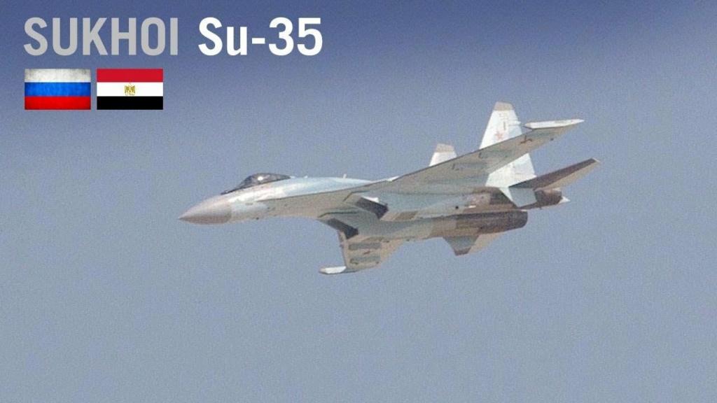 لماذا اشترت مصر مقاتلات Su-35 بدلا من شراء المزيد من مقاتلات Rafale وهل ستحذو الهند حذو مصر ؟! Maxres11