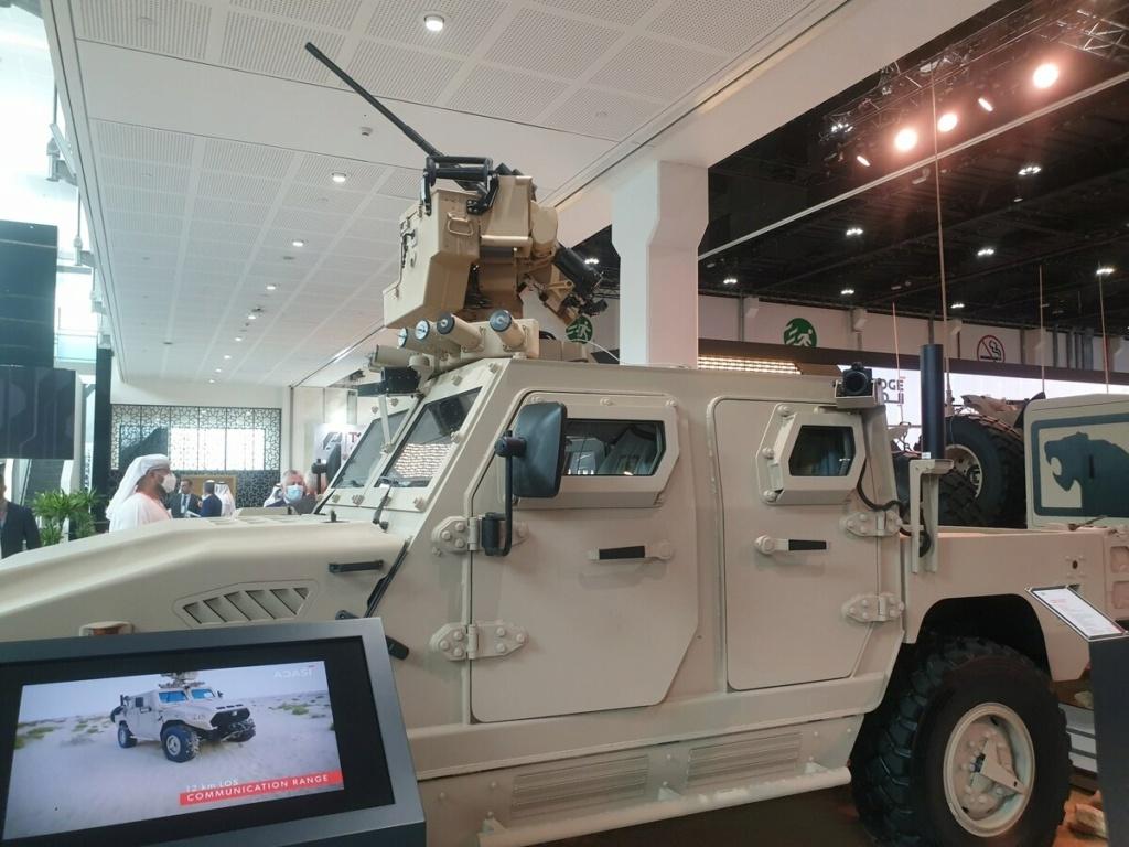 لماذا قامت شركة إماراتية بتحويل مركبة AJBAN ذات الدفع الرباعي إلى مركبة ذاتية القيادة Meshpg10