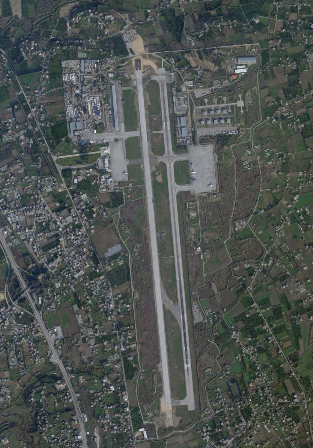 ماهي خطط روسيا المستقبليه في قاعدتها الجوية في حميميم السوريةا؟ Messag15
