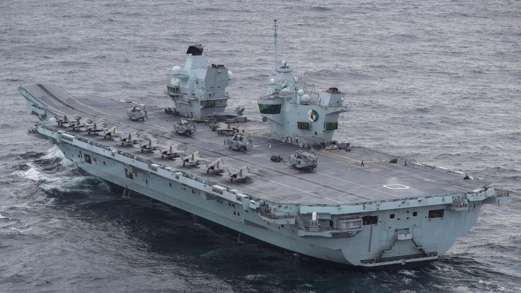Project Vixen : مفهوم استخدام الطائرات بدون طيار من سطح حاملات الطائرات البريطانية Messag22