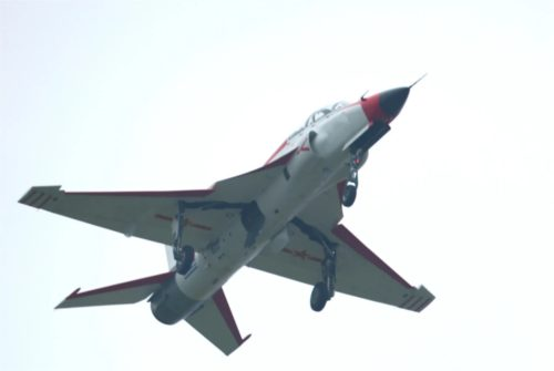 نسخه جديده من طائرة التدريب المتقدم JL-9 الصينيه جاهزه للقيام برحلتها التجريبيه الاولى  Mmexpo11