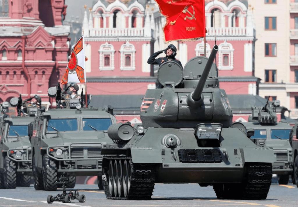 دبابة القتال الرئيسية T-34 مابين التاريخ والحاضر  Nation10