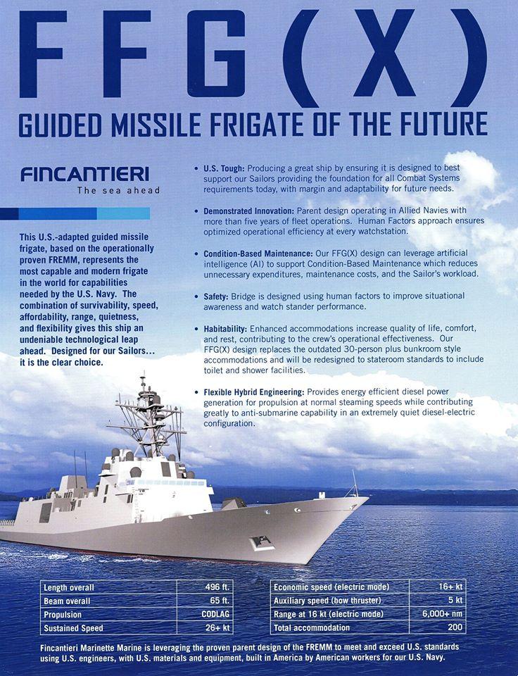 فرقاطة الصواريخ الموجهة متعددة المهام فئة Constellation-class Navy-f10