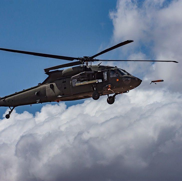 مروحيات Ka-52M ستتفاعل مع الطائرات بدون طيار Origin11