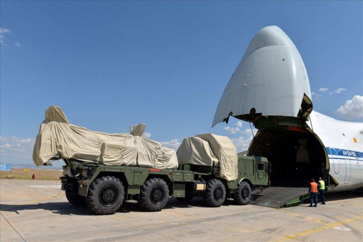 بسبب جائحة Covid-19: تركيا تؤخر تفعيل S-400 P1750210