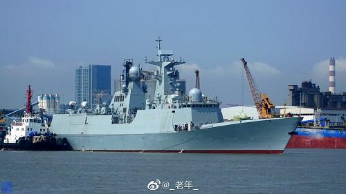 الصين تطور سفينة حربية طراز Type-054A لباكستان Pakist18