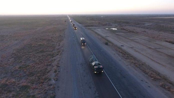 اوزبكستان تختبر لأول مره منظومه FD-2000 للدفاع الجوي الصينيه الصنع  Photo_10
