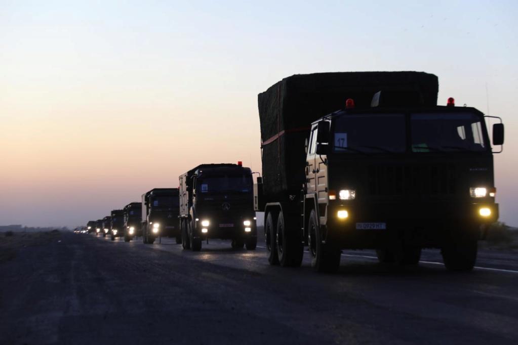 اوزبكستان تختبر لأول مره منظومه FD-2000 للدفاع الجوي الصينيه الصنع  Photo_12