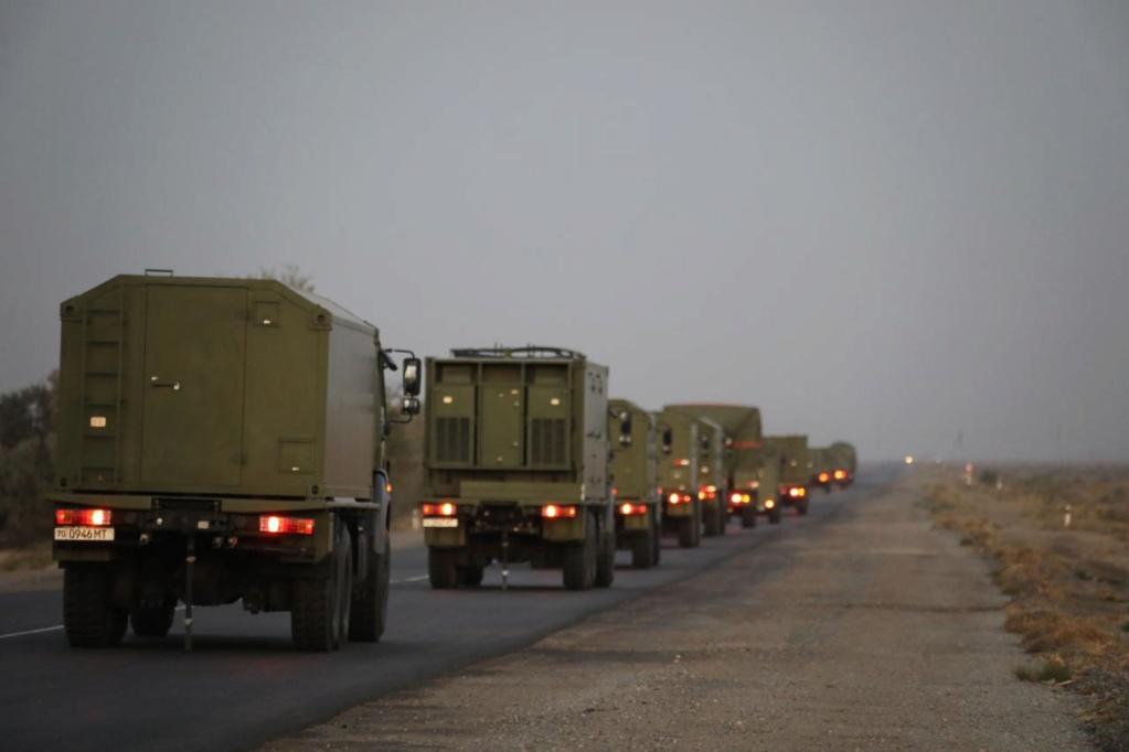 اوزبكستان تختبر لأول مره منظومه FD-2000 للدفاع الجوي الصينيه الصنع  Photo_13