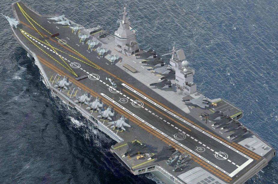 """حاملة الطائرات الروسيه النوويه المستقبليه Shtorm """" Project 23000E """" - صفحة 2 Russia19"""