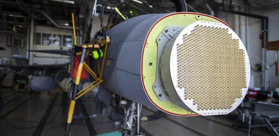 شركة Saab تكمل أول تجارب جوية مع رادارها الجديد من فئة  AESA X-band Saab_c10