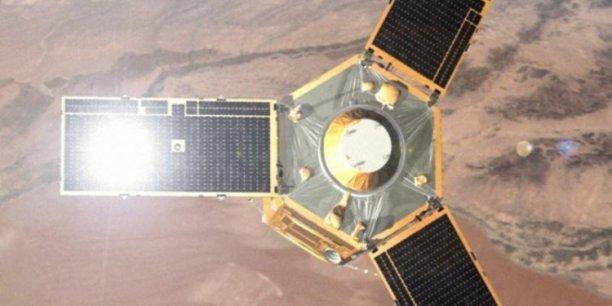 """مصر يمكن تطلب بسرعة كبيرة قمر صناعي للتجسس """"صنع في فرنسا"""" من انتاج شركة Airbus Satell10"""