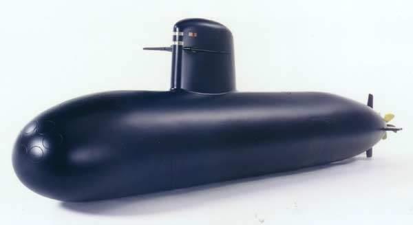 الغواصة الهجومية فئة SSK Scorpene Scorpe12
