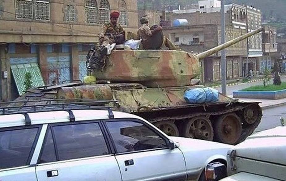 دبابة القتال الرئيسية T-34 مابين التاريخ والحاضر  Soviet11