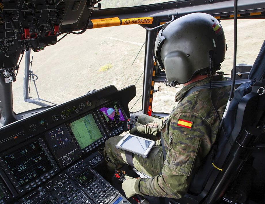 مروحيات NH90 الإسبانية جاهزة للنشر في مالي Spanis10