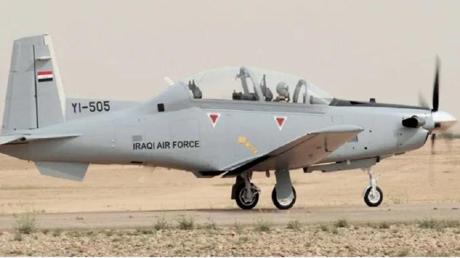 العراق يتعاقد لصيانة اسطوله من طائرات T-6A Texan II Sparta10