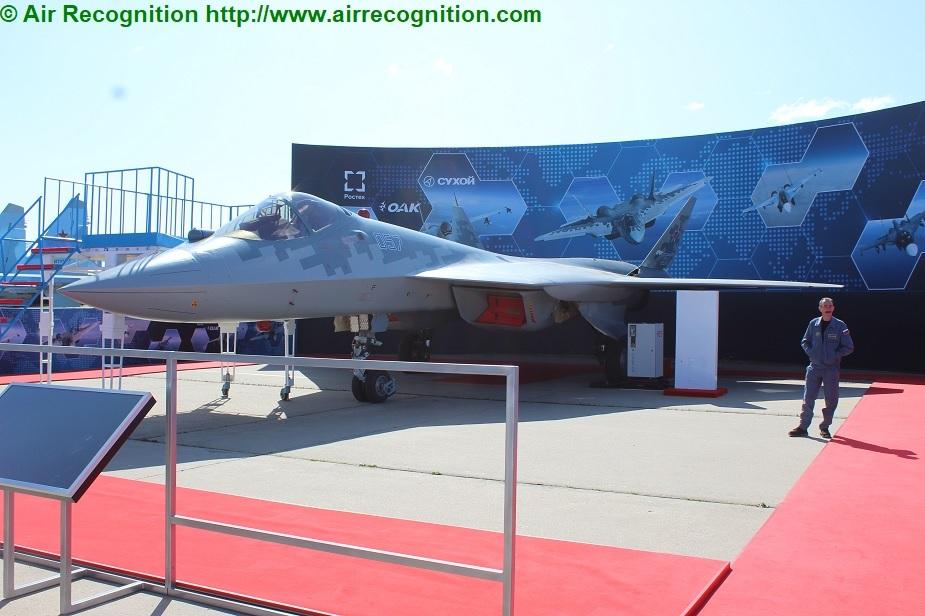 نسخه محدثه من Su-57 ستقلع عام 2022 بانظمه كهربائيه جديده عوضا عن الهيدوليكيه Su-57_10