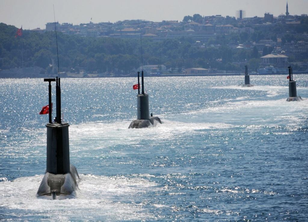 تركيا تطلق برنامج MILDEN : برنامج صناعه الغواصات محليا  T64rsr10