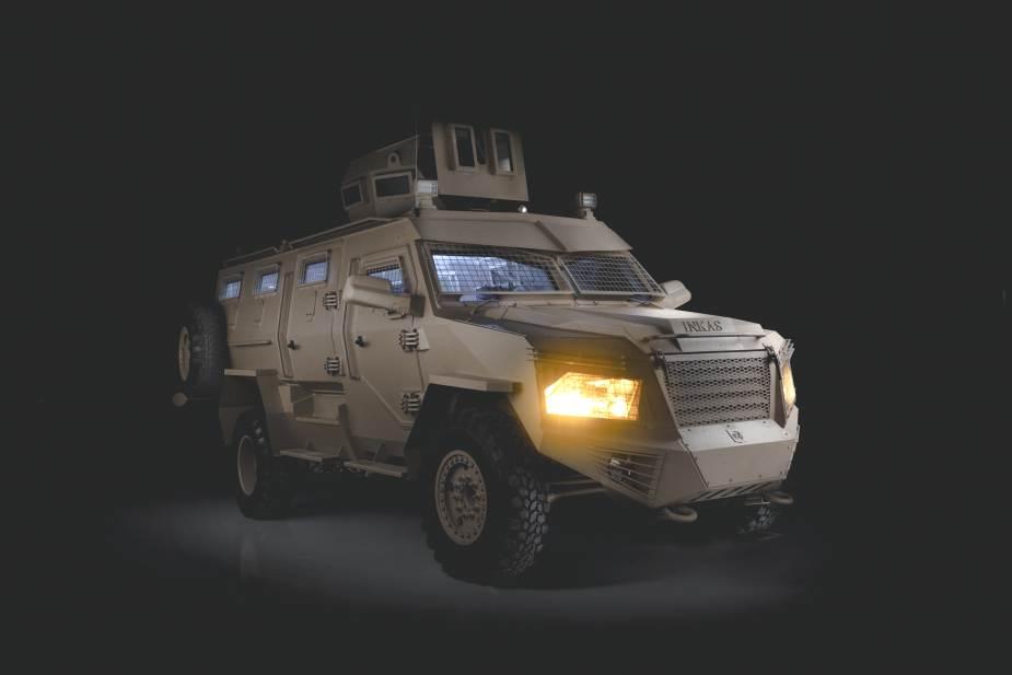 ناقلة الجند المدرعه  Titan-DS من الامارات Titan_10