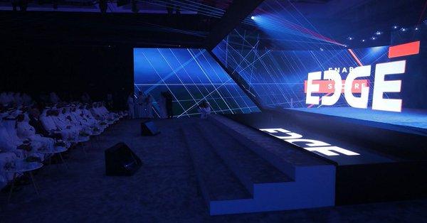 """محمد بن زايد يشهد إطلاق مجموعة التكنولوجيا المتقدمة """"EDGE"""" Tnpivu10"""